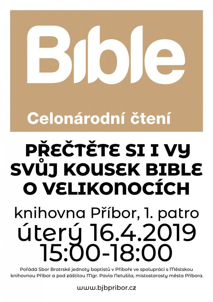 Celonárodní čtení Bible 1
