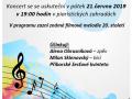 3. letní hudební podvečer v piaristických zahradách 1