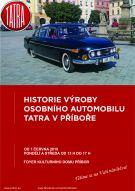 Historie výroby osobního automobilu Tatra v Příboře 2