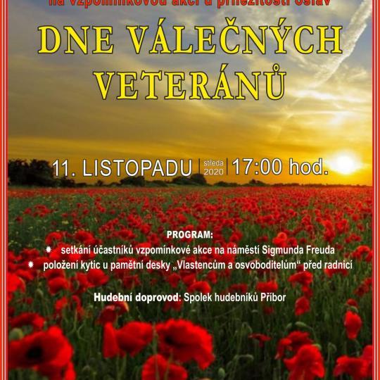 Den válečných veteránů 1