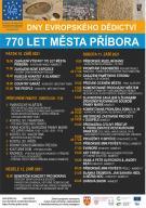 Dny evropského kulturního dědictví & 770 let města Příbora 1