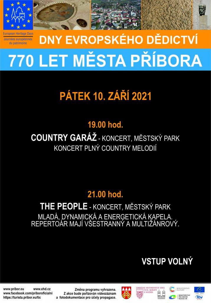 EHD - koncert The People 1
