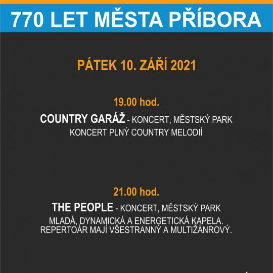 Dny evropského kulturního dědictví & 770 let města Příbora 2