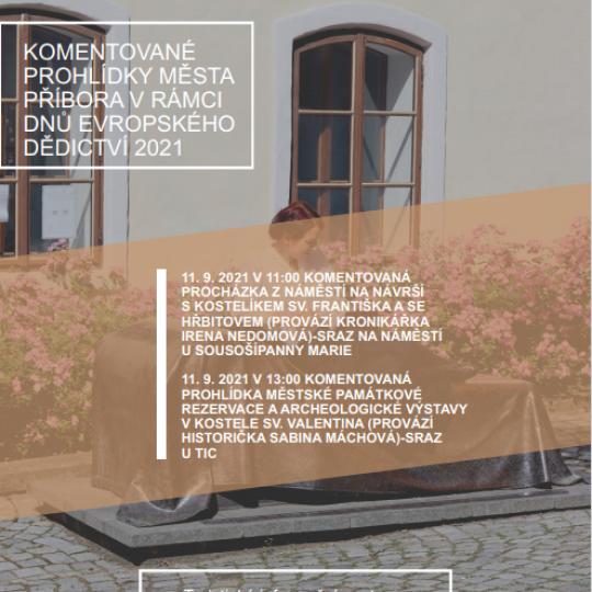 Dny evropského kulturního dědictví & 770 let města Příbora 3