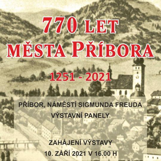 Dny evropského kulturního dědictví & 770 let města Příbora 4