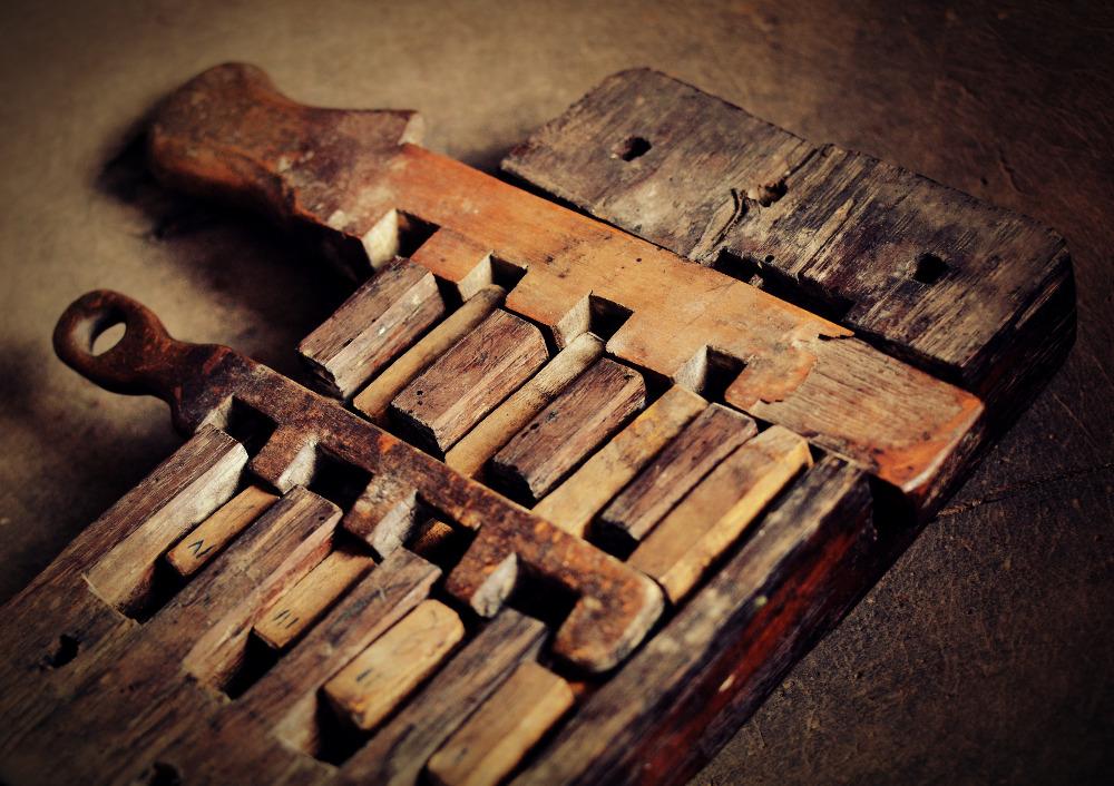 Dřevěný svět 1
