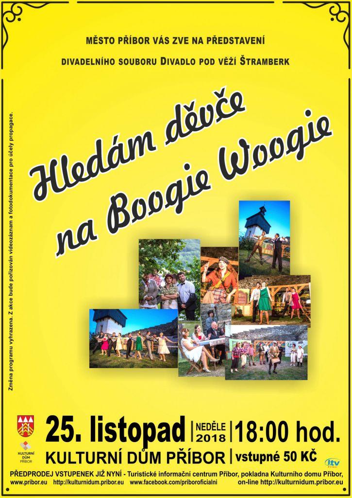Hledám děvče na Boogie Woogie